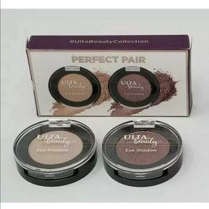 NEW IN BOX Ulta Beauty Perfect Pair Eyeshadow Set